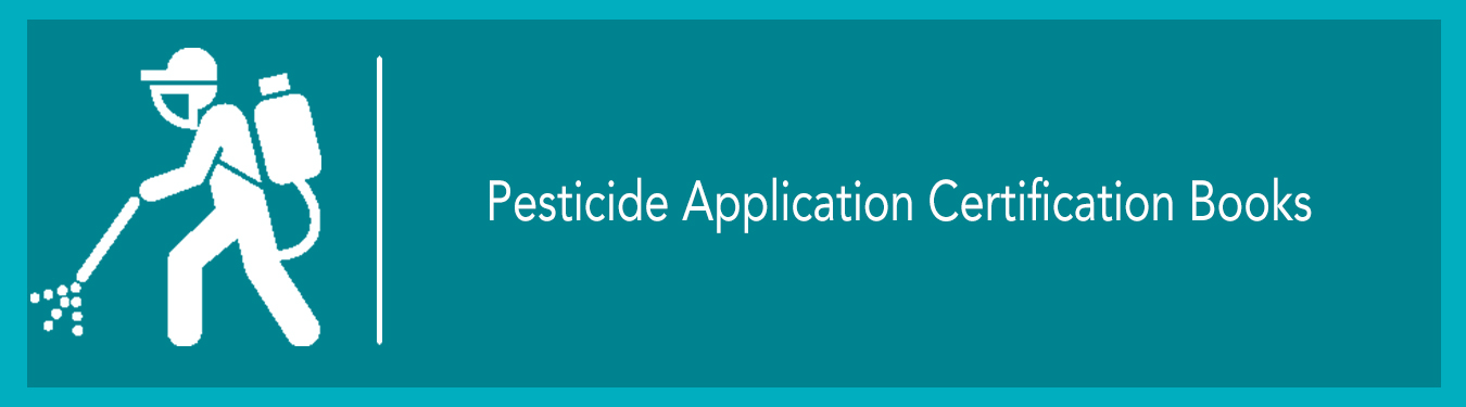 Pesticide Application Certification Books
