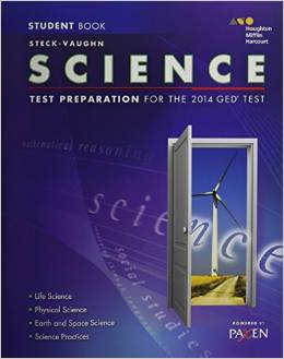 PAXEN GED SCIENCE STUDENT BOOK