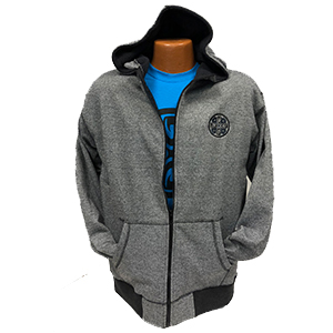 THERMO FULL ZIP HOOD