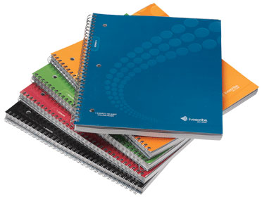 LIVESCRIBE 4PK DOT MATRIX NOTEBOOK COLLEGE RULED