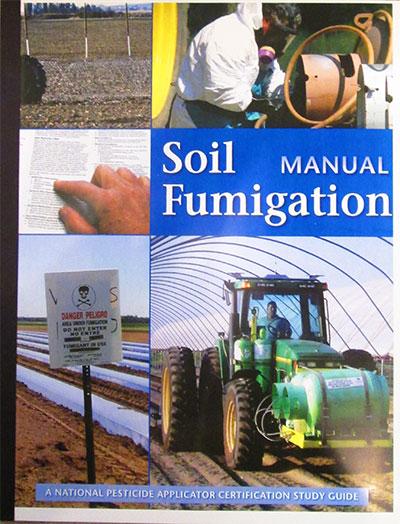 SOIL FUMIGATION MANUAL