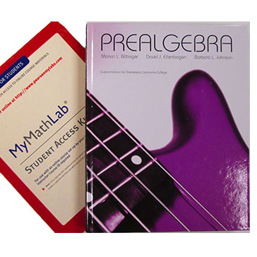 Cover image of PREALGEBRA W/MML (CUSTOM MTH 060)