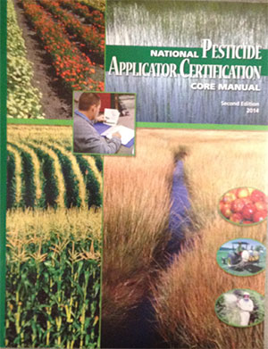 Cover Image For National Pesticide Applicator Certification Core Manual