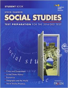 Image For PAXEN GED SOCIAL STUDIES TEST PREPARATION