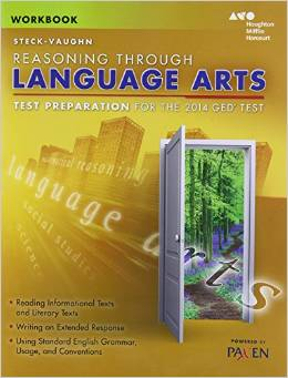 Image For PAXEN GED LANGUAGE ARTS TEST PREP 2014
