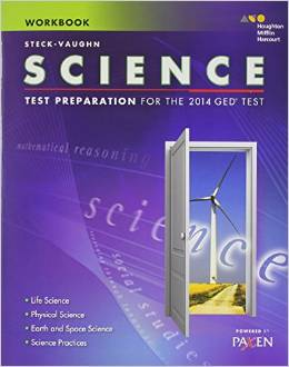 Image For PAXEN GED SCIENCE WORKBOOK