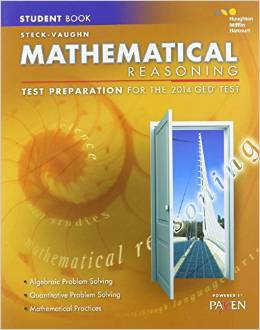 Cover Image For PAXEN GED MATH STUDENT BOOK