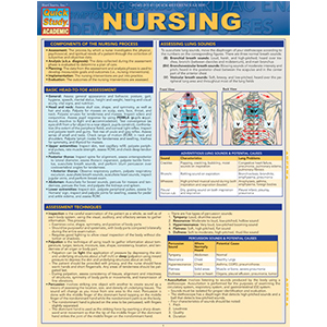 Image For BARCHARTS NURSING