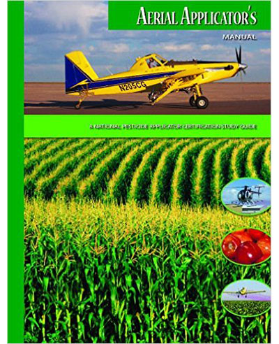 Cover Image For Aerial Applicator's Manual