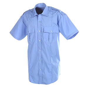 Image For EMS/FIRE DRESS BLUE SHIRT