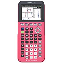Cover Image For CALC,TI-84+CE CORAL