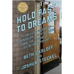 Cover Image For HOLD FAST TO DREAMS BY ZASLOFF/STECKEL