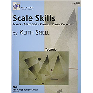 Cover Image For SNELL SCALE SKILLS LVL 2