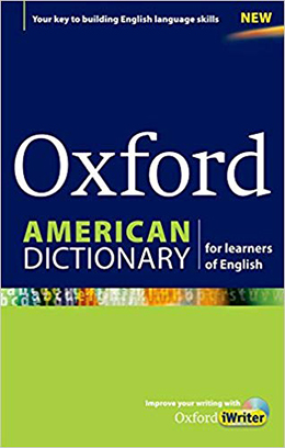 Image For OXFORD AMERICAN DICTIONARY FOR LEARNERS OF ENGLISH