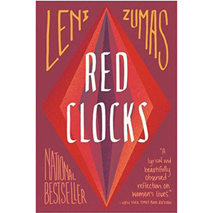Cover Image For RED CLOCKS
