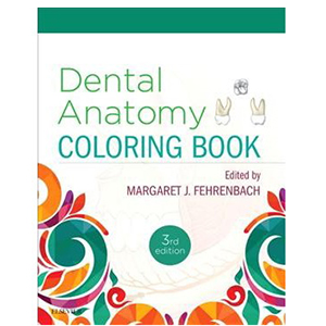 Image For DENTAL ANATOMY COLORING BOOK