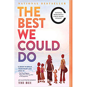 Cover Image For THE BEST WE COULD DO BY BUI THI