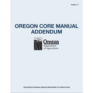 Cover Image For ODA OR CORE ADDEND V1.3
