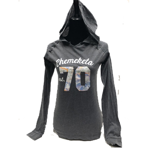 Image For CHEMEKETA LONG SLEEVE HOOD
