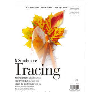 Cover Image For TRACING 9X12 STUDENT