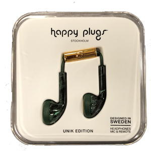 Cover Image For EARBUDS, HAPPY PLUGS