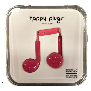 Image For EARBUDS, HAPPY PLUGS