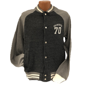 Image For Chemeketa Quilted Varsity Jacket
