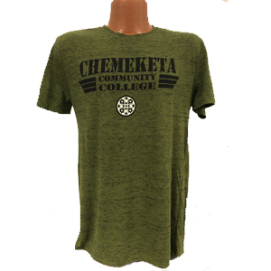 Image For CHEMEKETA T-SHIRT