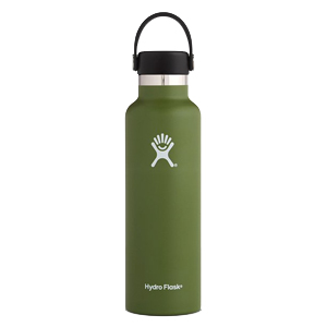 Cover Image For 18OZSTANDARD HYDRO FLASK OLIVE