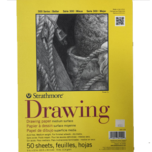 Cover Image For 9X12 DRAWING PAPER