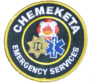 Image For EMERGENCY SERVICES PATCH