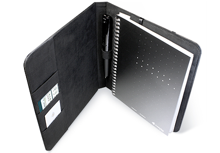 Cover Image For LIVESCRIBE SMARTPEN PORTFOLIO BLACK