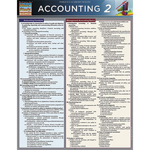 Image For BARCHARTS ACCOUNTING 2